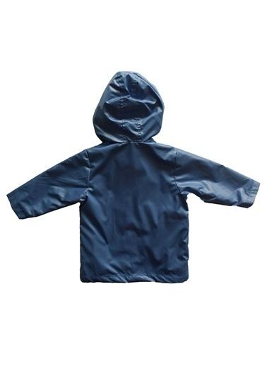 Zeyland Yağmurluk Mavi